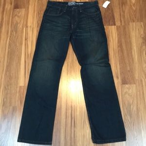 Signature by Levi Strauss 30x32 slim fit jeans